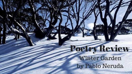 book review - Winter Garden Book