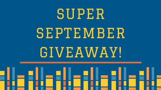 SUper september Giveaway!