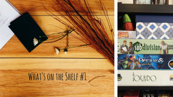 What's on the Shelf #1