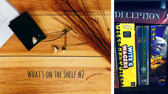 What's on the Shelf #2