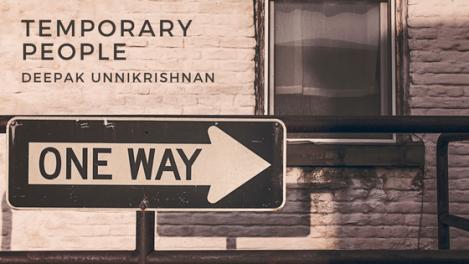 Book Review: Temporary People by DeepakUnnikrishnan