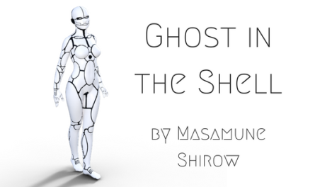 Book Review: Ghost in the Shell by Masamune Shirow